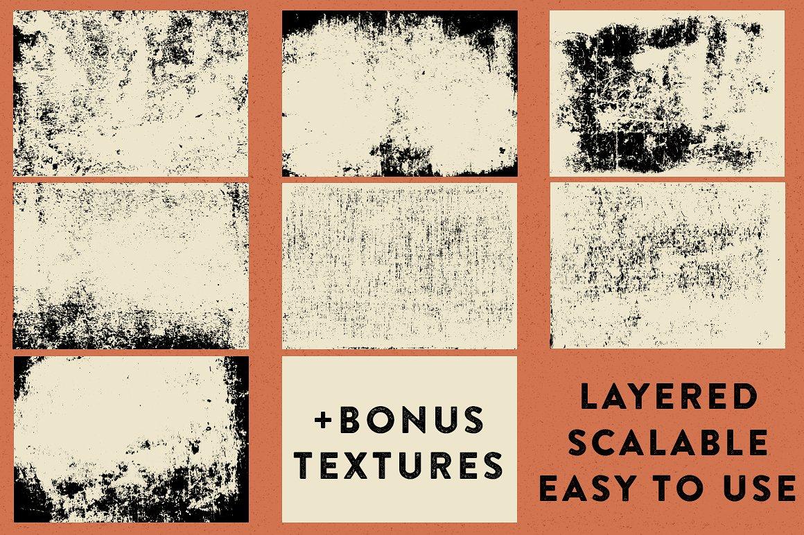 15 Grunge Textures 1