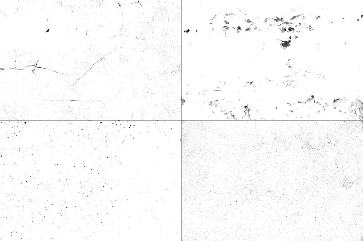 30 subtle grunge textures sample 3